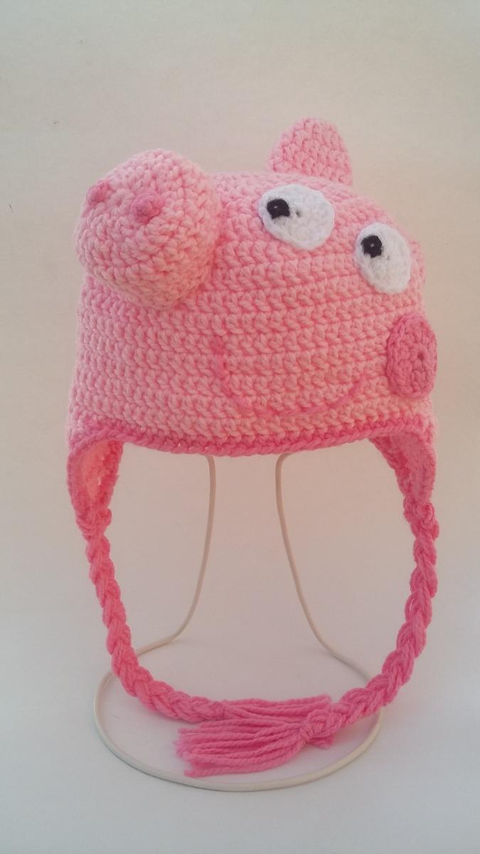 20767e9c46049 Gorros Para Bebés Y Niños Tejidos A Mano En Crochet. -   39.000 en ...