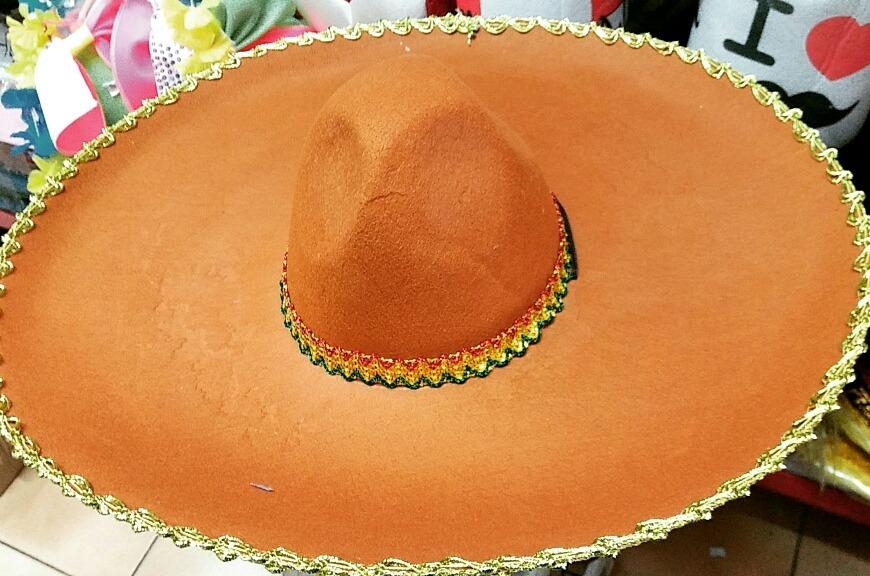 Gorros Mexicanos Sombrero Mexicano Cotillon Funbren -   370 4e7f1d53c04