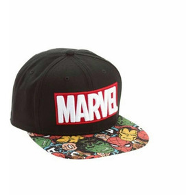 4dde269362982 Gorra Cap Marvel Snapback Avengers Original