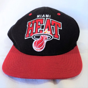 a271b894dce09 Gorra Original Del Equipo De Basket Miami Heat - Ropa y Accesorios ...