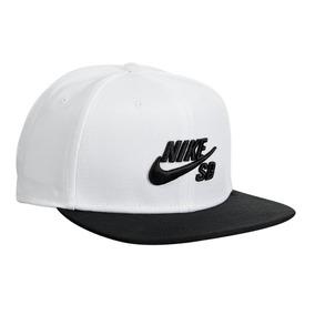 9c7678df7480f Gorra Cap Nike Sb Icon Blanca Original Visera Plana Nike Sb