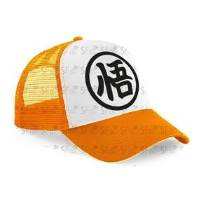 9cdb4fc5906cd Gorra Trucker Dragon Ball Z Kajim Goku Gohan Goten Kame