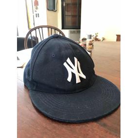 f5b4ee6a8fde9 Gorra Ny Yankees New Era Original Azul Oscuro