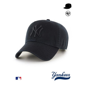 a3074cb6a32fe Gorra Mlb Yankees New York Black  47 Brands Supercap