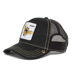 1a6ea7b04d043 Gorra Goorin Bros Baseball Queen Bee Animal Farm Trucker