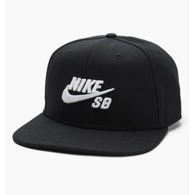 5100164f0164f Gorra Nike Sb Plana Para Pelo Y Cabeza Gorros Con Visera ...