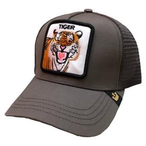 180c64111eafd Tiger - Gorra Estilo Goorin Bros Animales Que Usa Messi