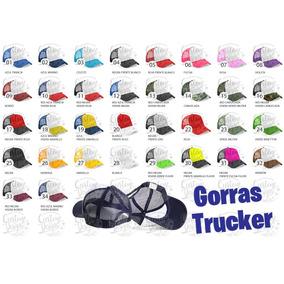 e1482f74a5d62 Gorras Camioneras Lisas Ideal Publicidad Solo X Mayor - Ropa y ...