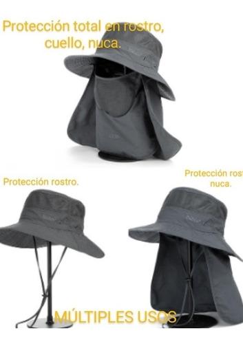 gorros  sombreros protección uv publicitario personalizados