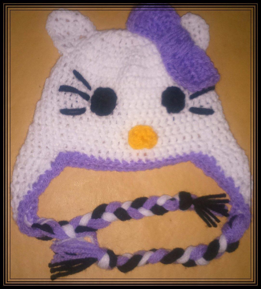 fc00cb420 gorros tejidos a crochet de mikey y personajes para niños. Cargando zoom.