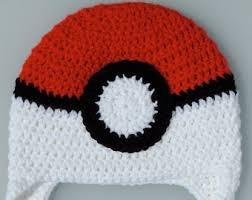 64ca74ba92c31 Gorros Tejidos A Crochet Para Niños Pokemon -   100.00 en Mercado Libre