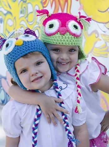 Gorros Tejidos Crochet Mickey Minions Monsters Kitty Peppa - $ 150 ...