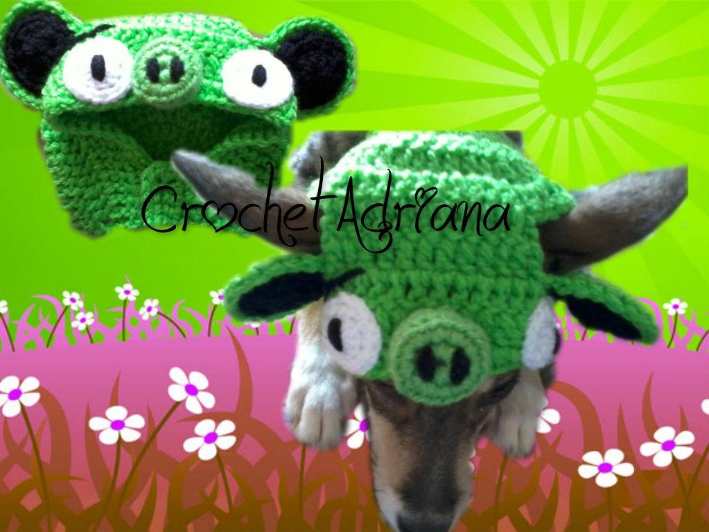 Gorros tejidos para mascotas perros y gatos en for Tejido persa