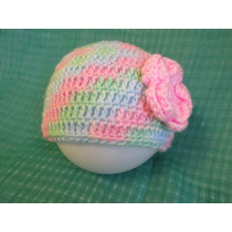 Bellos Gorros Tejidos A Crochet