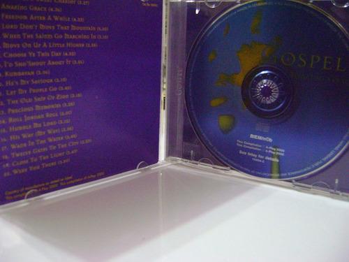 gospel   amazing grace     cd