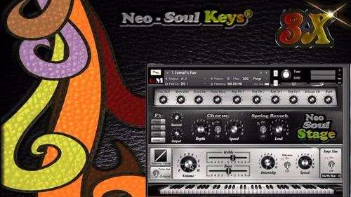 gospel musicians neo soul keys 3x - envio imediato