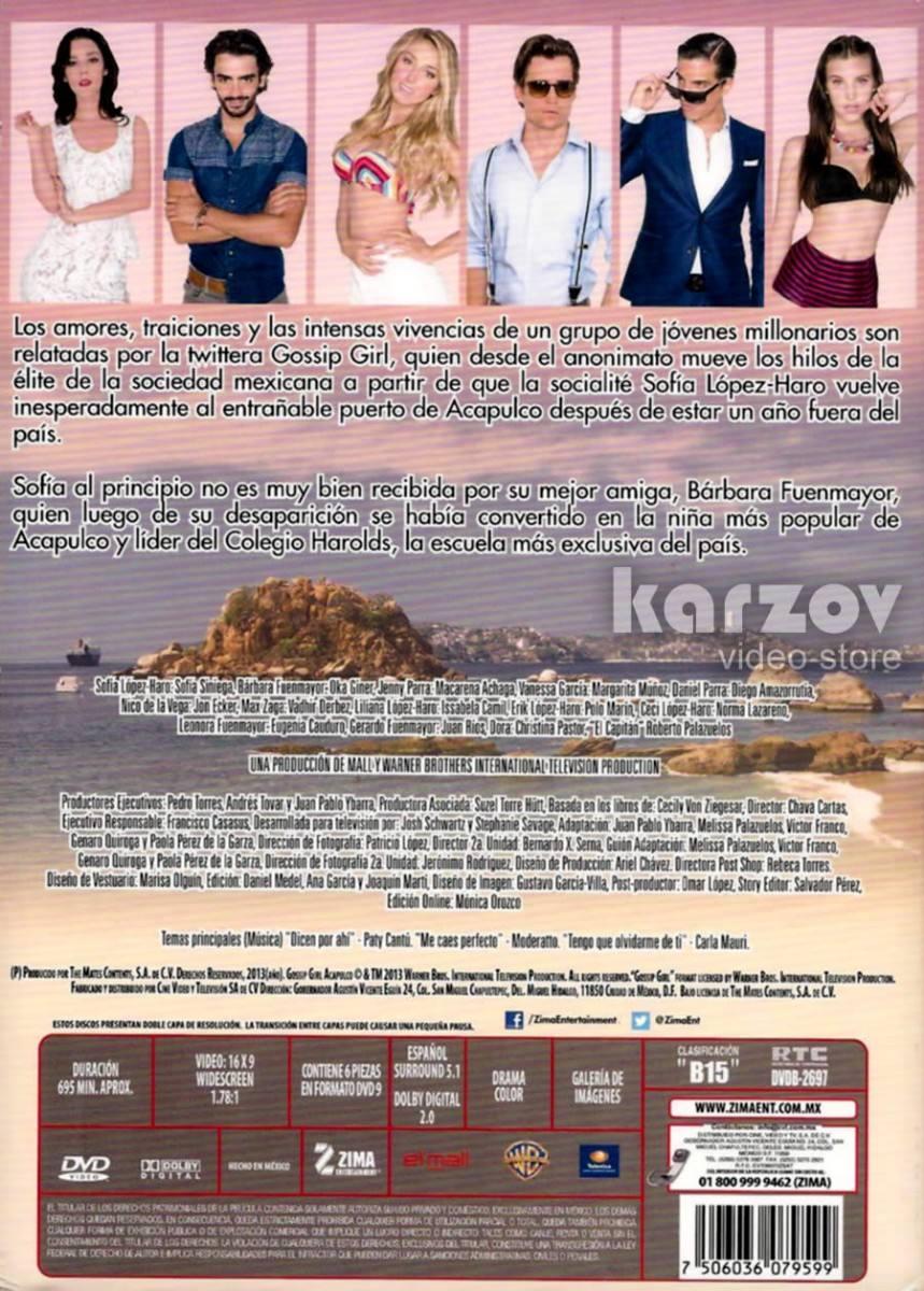 Gossip Girl Serie Completa En Español Amazon