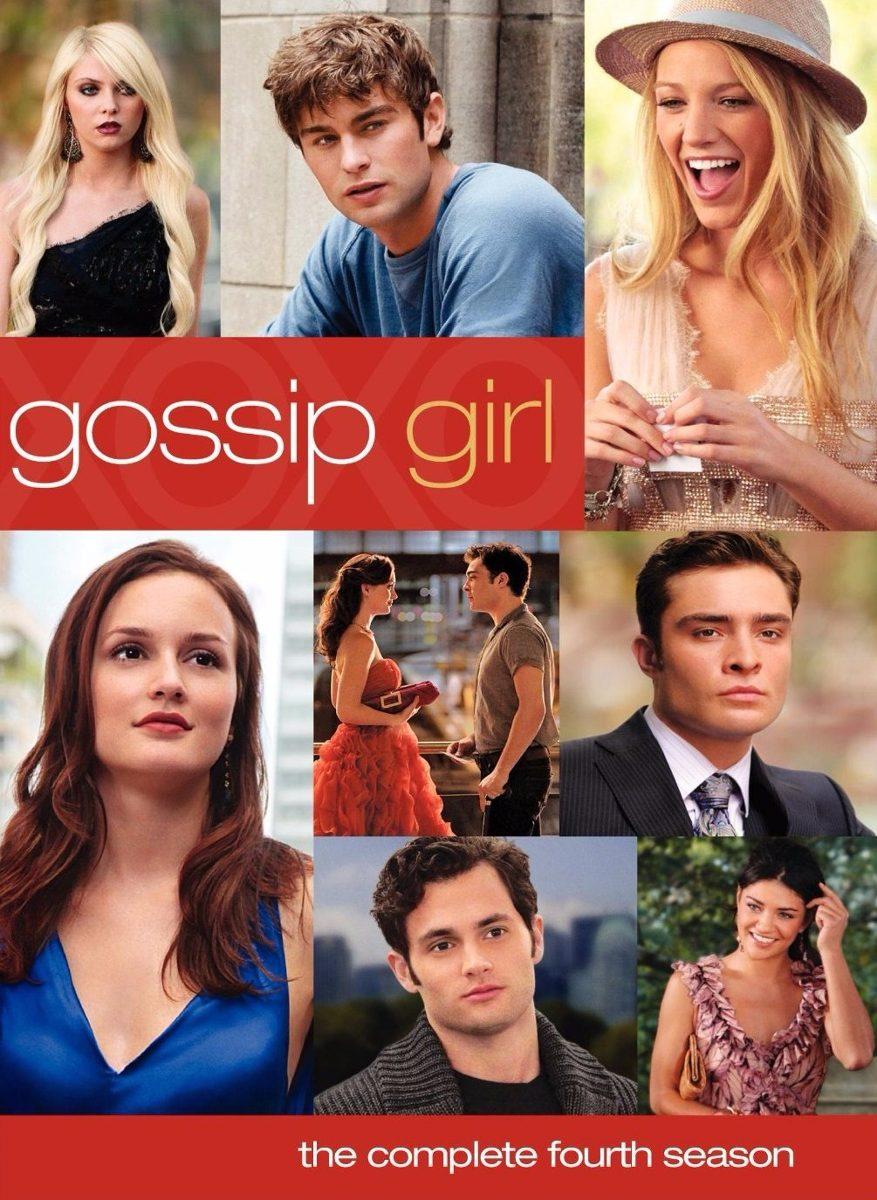 Gossip Girl - Cuarta Temporada - Cerrado Nuevo - $ 349,99 en Mercado ...