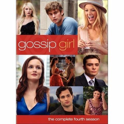 Gossip Girl Cuarta Temporada Dvd - $ 500,00 en Mercado Libre