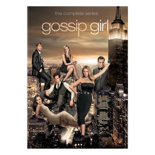 gossip girl la serie completa. edición de colección en dvd
