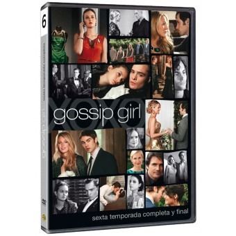 gossip girl temporada 6 ultima temporada dvd