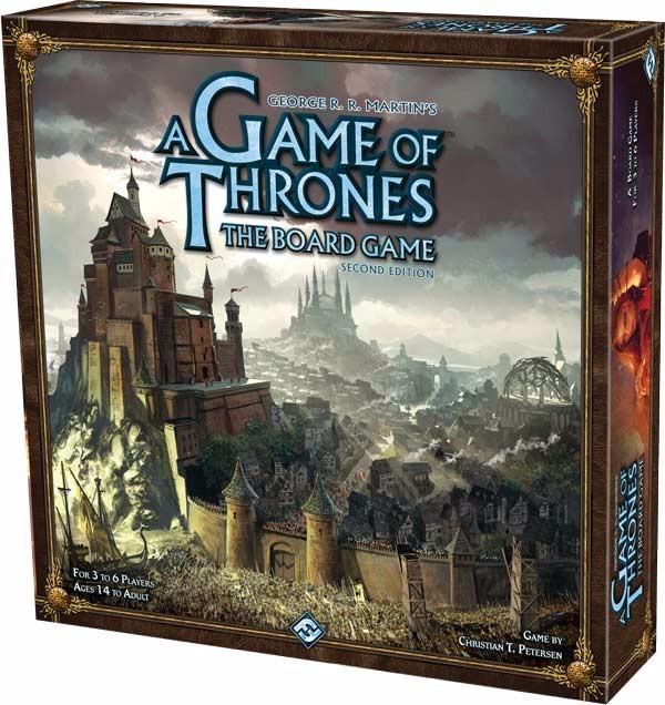 Got Juego De Tronos Juego De Mesa Ingles Game Of Thrones 3 200