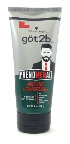 got2b phenomenal light hold styling gel