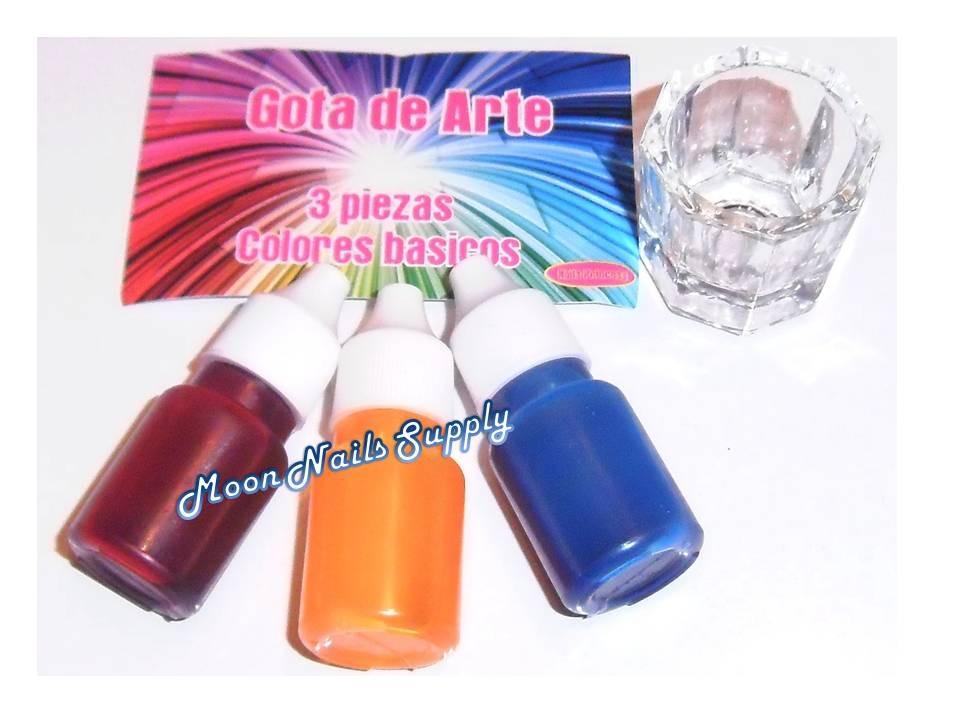 Gota De Arte Para Uñas Acrilicas - Belleza y Cuidado Personal en ...