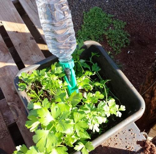 gotejador gotejador para garrafas pet irrigação gotejamento