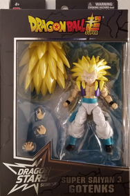 Gotenks Super Saiyan 3 Dragon Ball Stars 2019 Serie 12