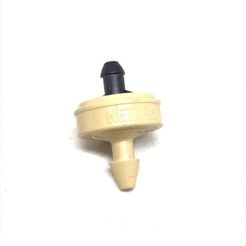 gotero pcj salida 4 mm netafim 1.2 lts / hr