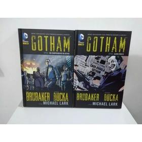 Gotham Dpgc 1 E 2 Capa Dura Frete Gratis