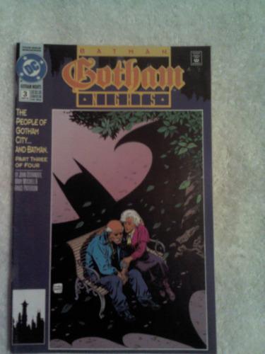 gotham nights #3 dc comics
