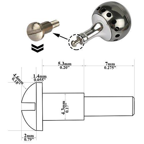 goture ii-cast serie full metal cnc agua salada girar carret