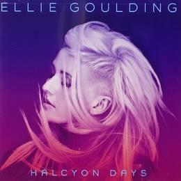 goulding ellie halcyon days cd x 2 nuevo