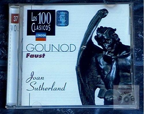 gounod: faust excerpts ( importado nuevo ) joan sutherland