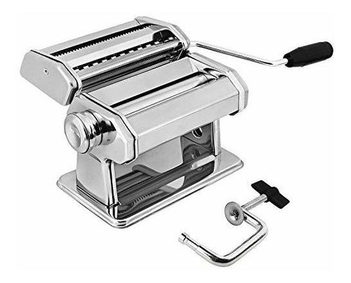 gourmex maquina de hacer pasta espaguetis fettuccini