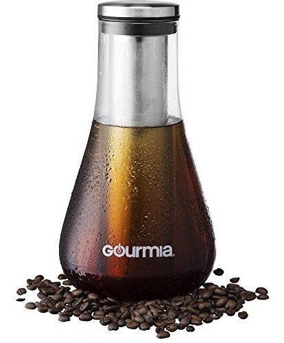 gourmia gcm9850 cafetera para hacer cerveza en frio cafetera