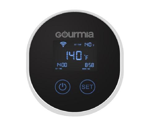 gourmia gsv150b wifi sous vide runner coccion al vacio