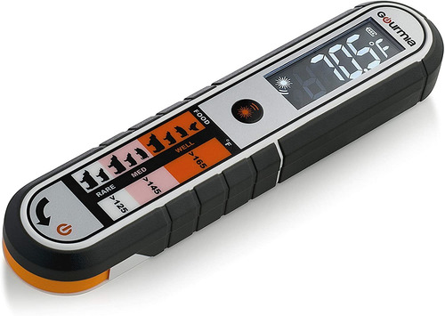 gourmia gth9150contacto y sin contacto termómetro dual term