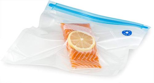 gourmia gvs9950 - reemplazo bolsas set - 15 reutilizable de