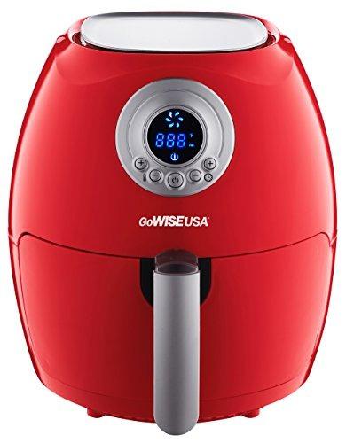 gowise ee.uu. eléctrica digital aire freidora w guardia / b