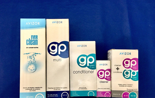 gp kit travel incluye un cleaner 15ml y conditioner de 30 ml