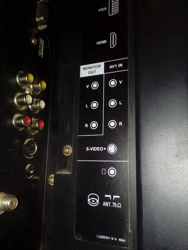 gp1160 tv vizon lcd pantalla plana