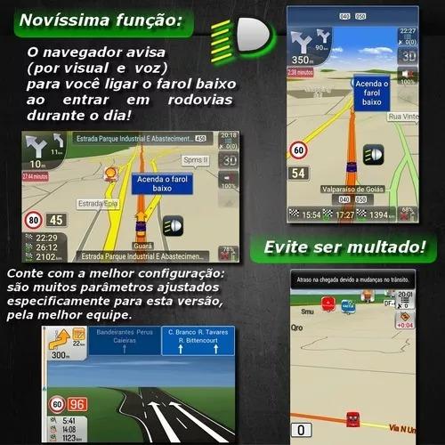 Gps 2018 Igo Navigation Nextgen - Android E Multimídia