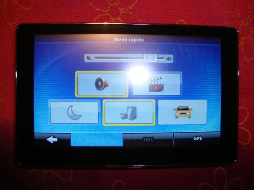 gps 5 pulgadas touch multimedia