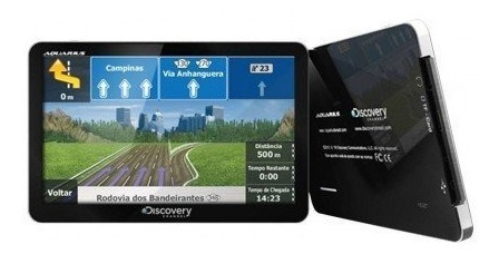 gps 7 polegadas automotivo discovery channel tv digital