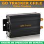 Gps Tracker Coban 103a + Instalacion + Simcard - Go Tracker