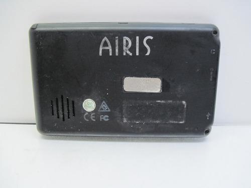 gps airis funcionando porém display trincado