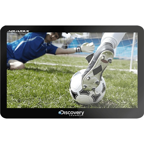 gps automotivo discovery channel 7.0 tv - novo